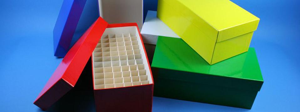 Online Shop / Bestellsystem, Kryo Kartonboxen, Kryoboxen Kunststoff, Kryo-Truhengestelle, Kryo-Schrankgestelle, Kryo-Schrankeinschübe