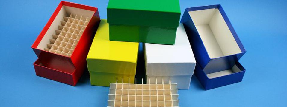 Online Shop / Bestellsystem, Kryo Kartonboxen, Kryoboxen Kunststoff, Kryo-Truhengestelle, Kryo-Schrankgestelle, Kryo-Schrankeinschübe, Kryo-Zubehör