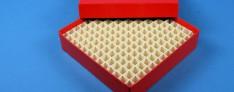 Alpha Boxen 136x136x32mm +Raster