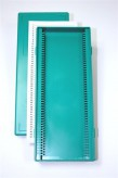 Obi 50 Kryobox (PS) 50 Fächer, grün, Höhe 35 mm fix