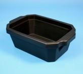 Thorbi Isolierbehälter / Ohne Deckel, Inhalt 4 Liter schwarz