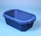 Thorbi Isolierbehälter / Ohne Deckel, Inhalt 4 Liter blau