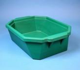 Thorbi Isolierbehälter / Ohne Deckel, Inhalt 9 Liter grün
