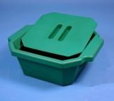 Thorbi Isolierbehälter / Mit Deckel, Inhalt 2,5 Liter grün