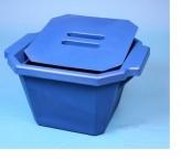 Thorbi Isolierbehälter / Mit Deckel, Inhalt 4,5 Liter blau