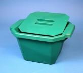 Thorbi Isolierbehälter / Mit Deckel, Inhalt 4,5 Liter grün