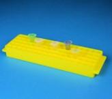 Thorbi Röhrchenständer ohne Deckel gelb